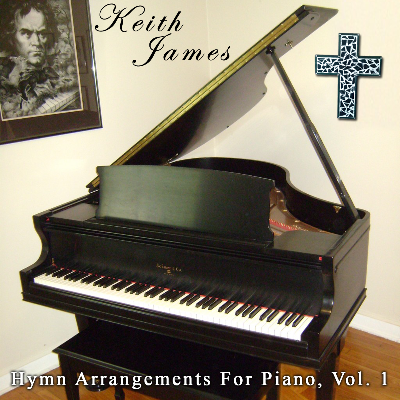 Keith James Hymn Arrangements Vol. 1
